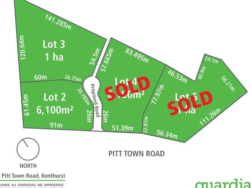 2 & 3, 277 Pitt Town Road, Kenthurst, NSW 2156