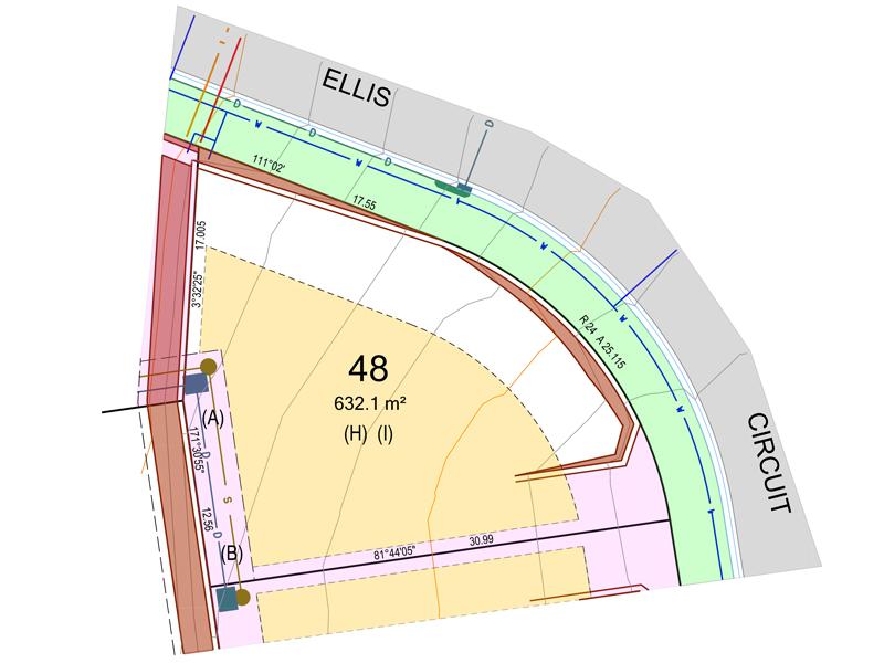 Lot 48, Ellis Circuit, Wollongbar, NSW 2477