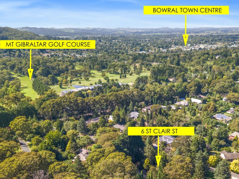 6 St Clair Street, Bowral, NSW 2576