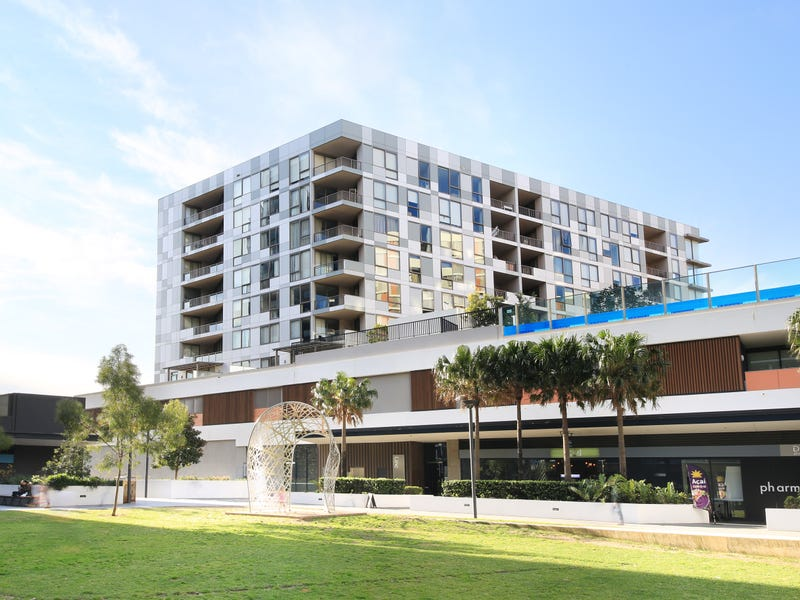 307/2 Discovery Point Place, Wolli Creek, NSW 2205