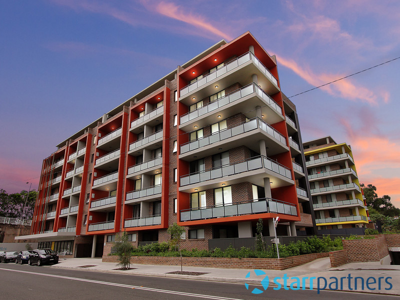 60/76-84 Railway Terrace, Merrylands, NSW 2160