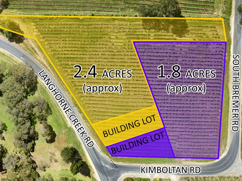 A130 Langhorne Creek Road, Langhorne Creek, SA 5255