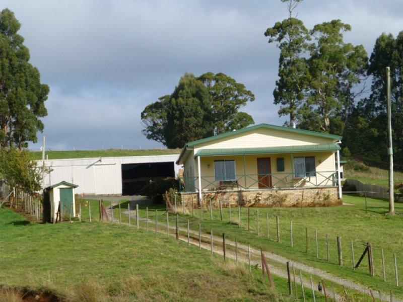 290 Circular Road, East Ridgley, Tas 7321