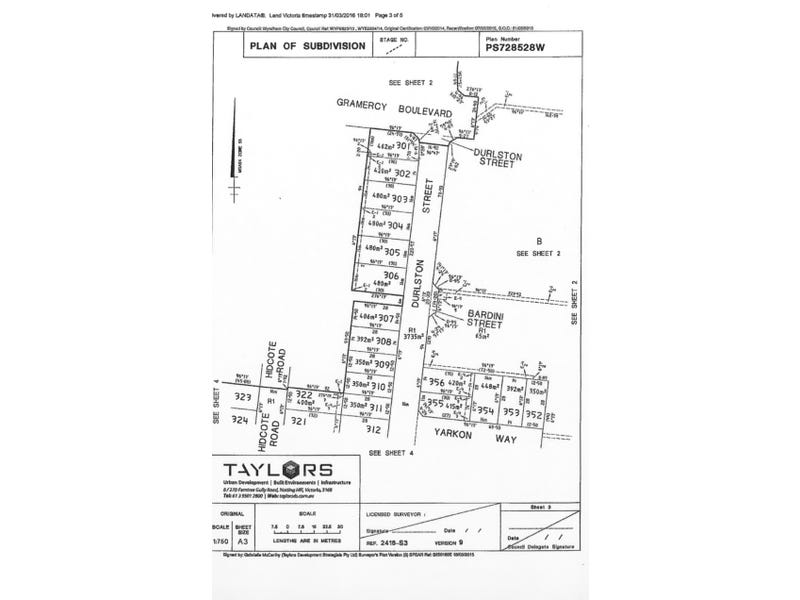 16 Durlston Street, Point Cook, Vic 3030