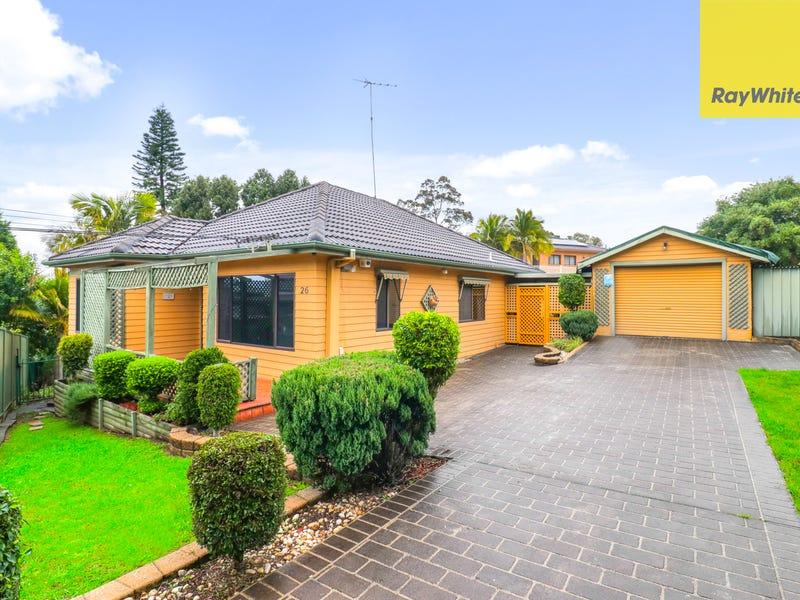 26 Dorothy Street, Wentworthville, NSW 2145