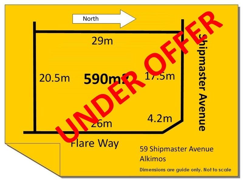 59 Shipmaster Avenue, Alkimos, WA 6038