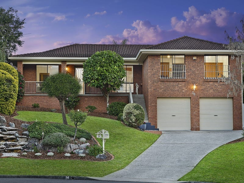 26 Connell Close, Baulkham Hills, NSW 2153