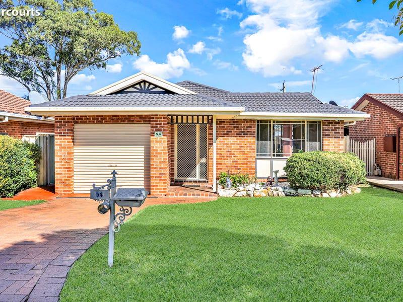 54 Drysdale Crescent, Plumpton, NSW 2761