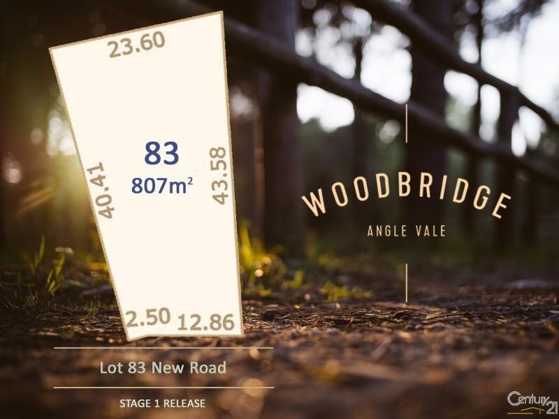 Lot 83 Woodbridge Drive, Angle Vale, SA 5117