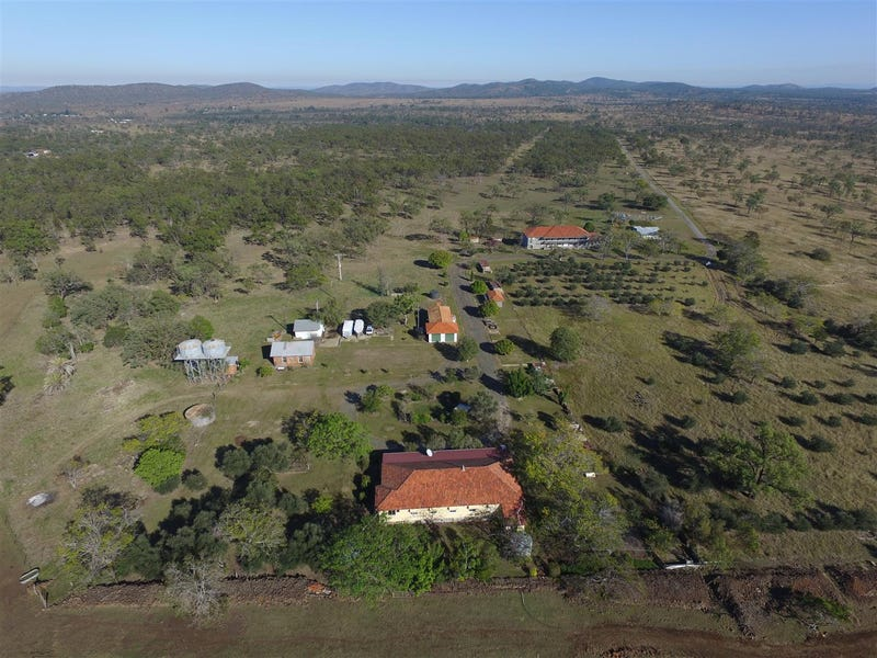 4271 'Huxham' Capricorn Highway, Westwood, Qld 4702