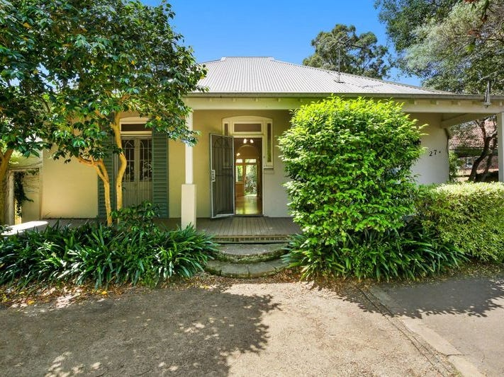27A ARCHBOLD ROAD, Roseville Chase, NSW 2069