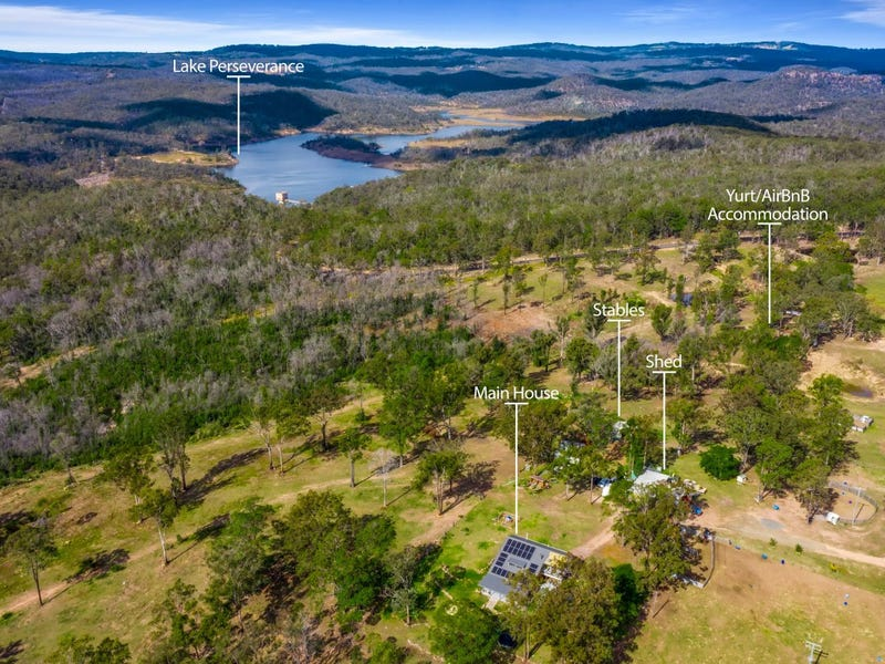 587 Perseverance Dam Road, Crows Nest, Qld 4355