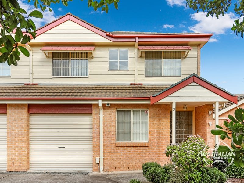 3/14 Stanbury Place, Quakers Hill, NSW 2763