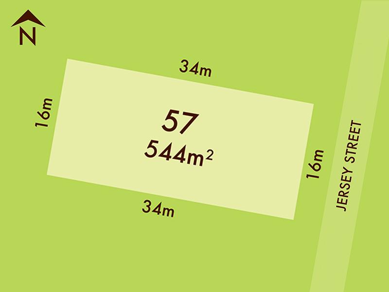 Lot 57, 6 Jersey Street, Bonshaw, Vic 3352