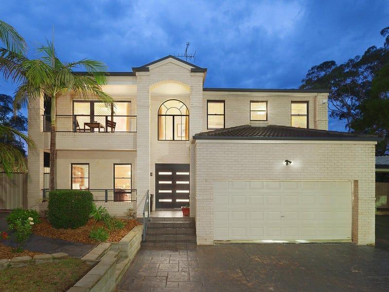 8 Petrizzi Place, Baulkham Hills, NSW 2153