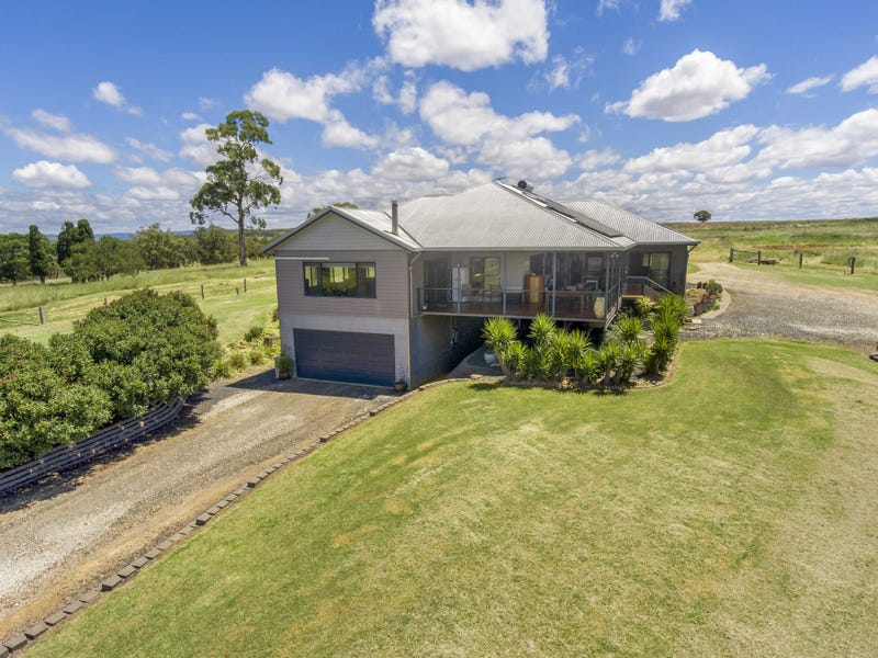 2715 Warwick Killarney Rd, Tannymorel, Qld 4372