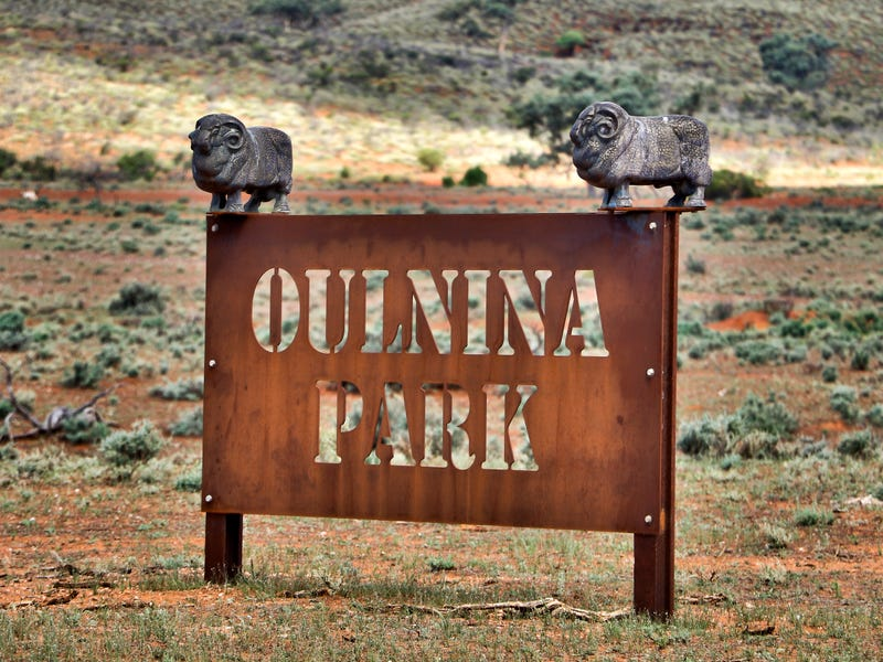 """Oulnina Park"" Station Via, Manna Hill, SA 5440"