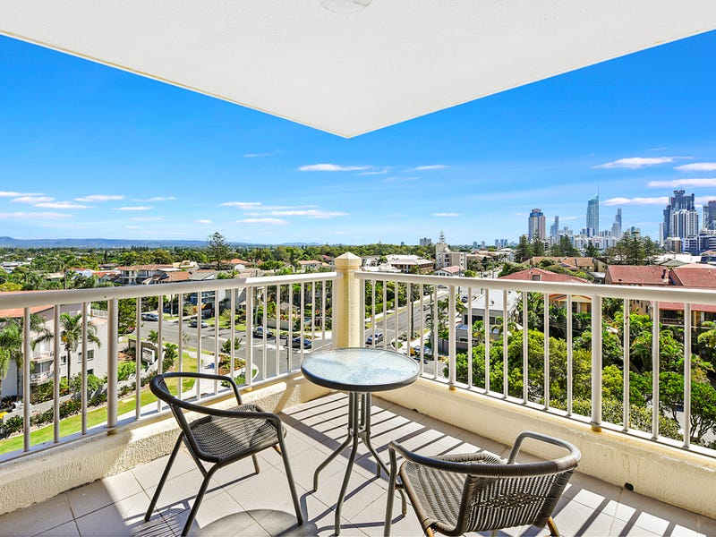 "26/129 ""BELLE MAISON"" Surf Parade, Broadbeach"
