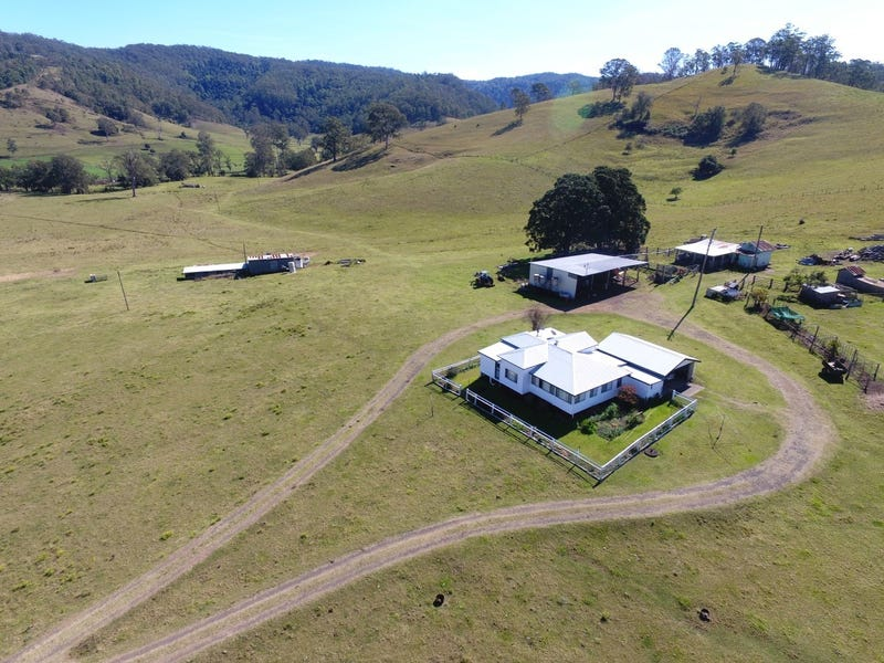 317 Grady's Creek Road, Gradys Creek, NSW 2474