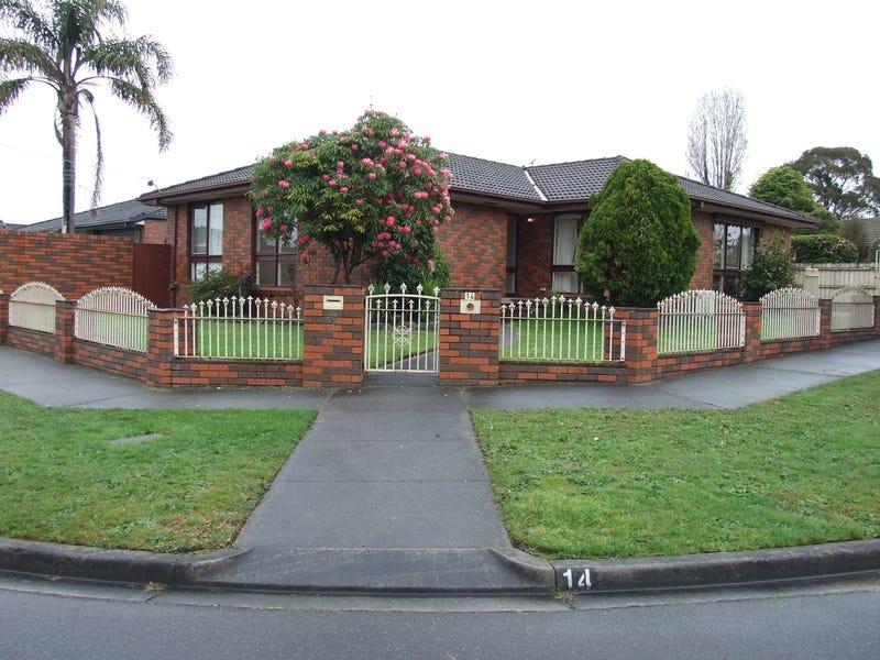 14 Tresswell Avenue, Newborough, Vic 3825