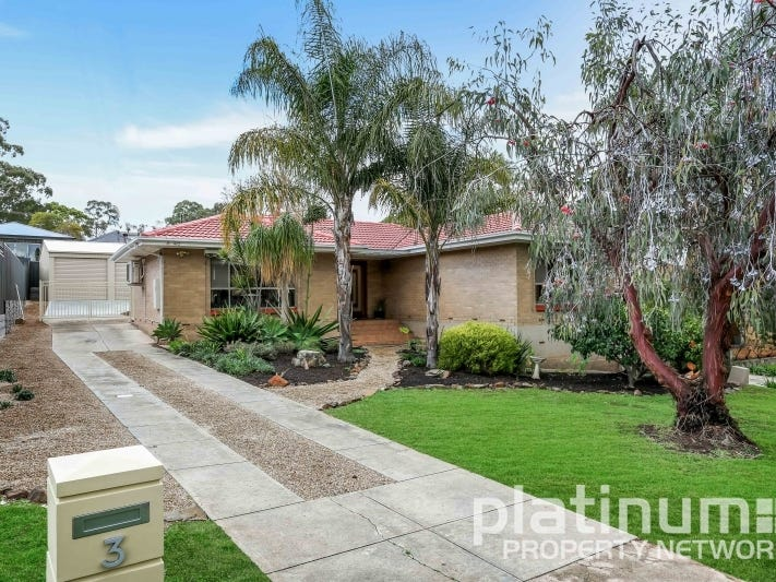 3 Colton Avenue, Highbury, SA 5089