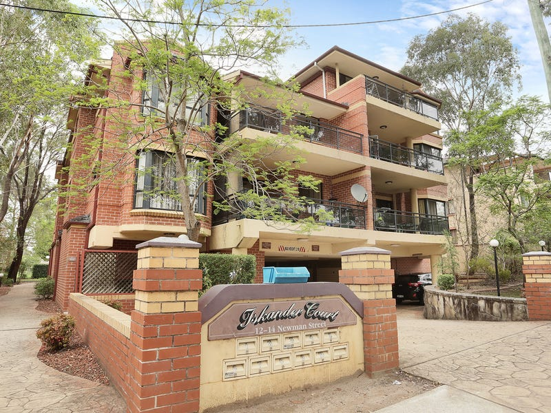 2/12-14 Newman Street, Merrylands, NSW 2160
