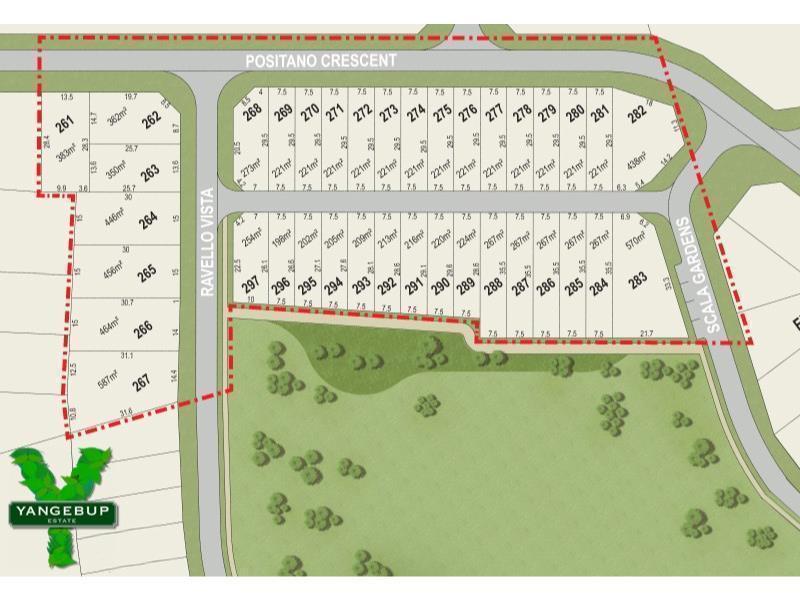 Lot 291  Tramonti Lane, Yangebup, WA 6164