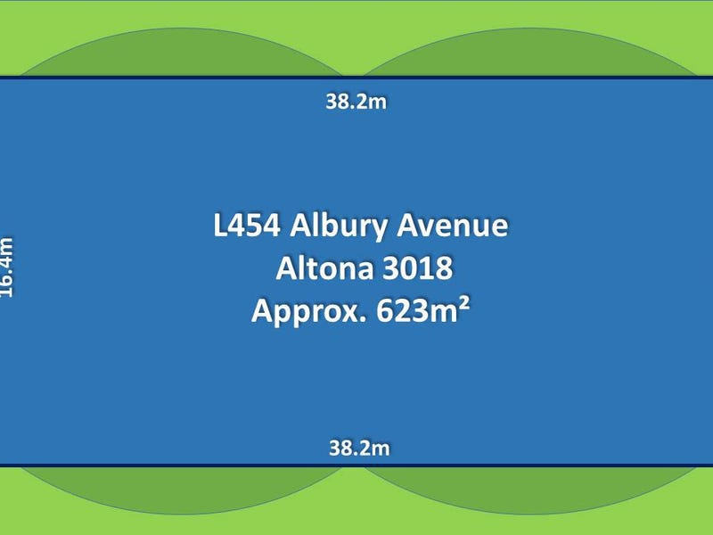 Lot L454, Albury Avenue, Altona, Vic 3018