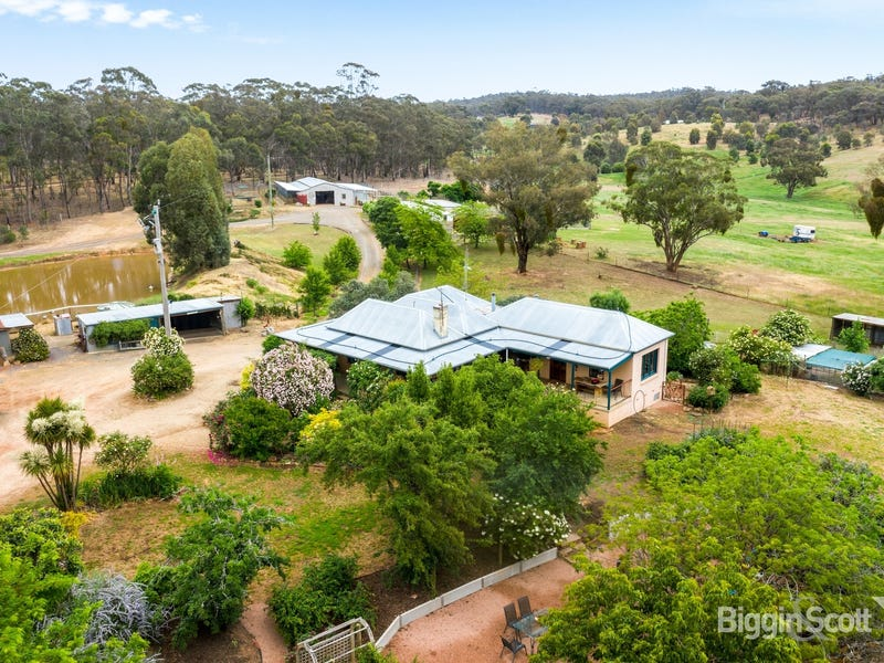 300 Shicer Gully Road, Guildford, Vic 3451