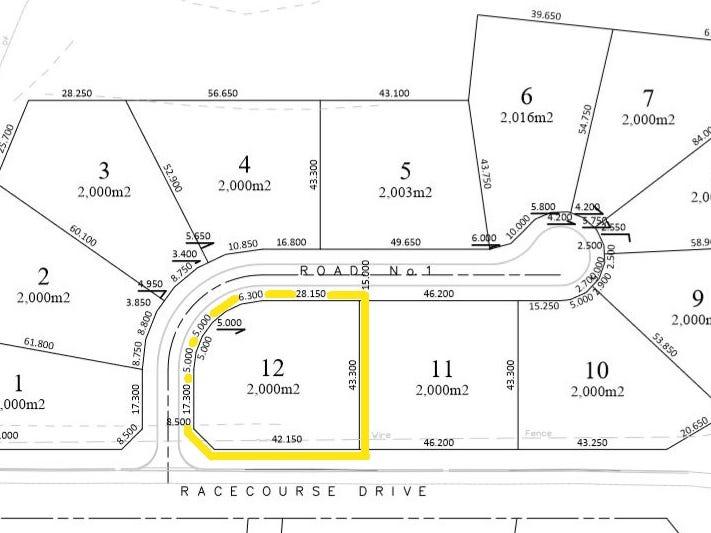 Lot 12 Jockey Court, Goulburn, NSW 2580