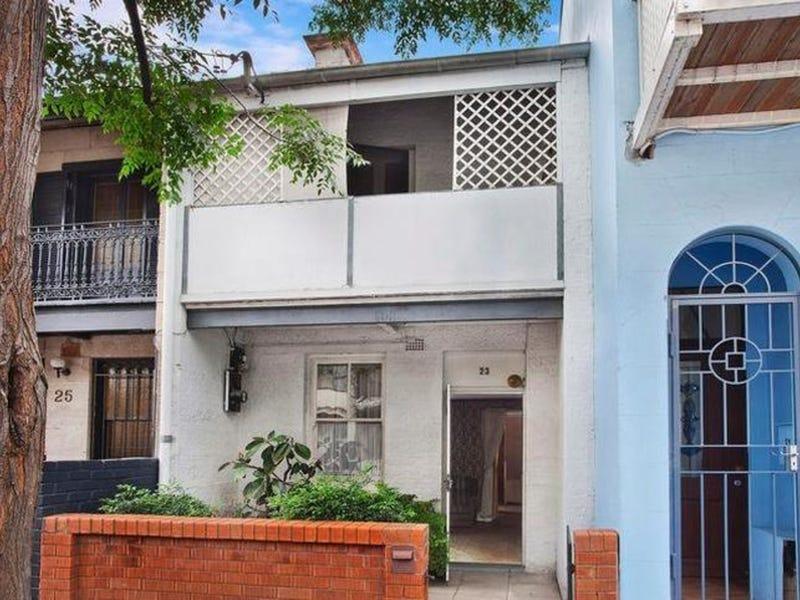 23 Gottenham Street, Glebe, NSW 2037