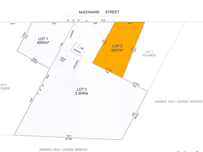 Lot 2, 377 McEdward Street, Cabarita, Vic 3505