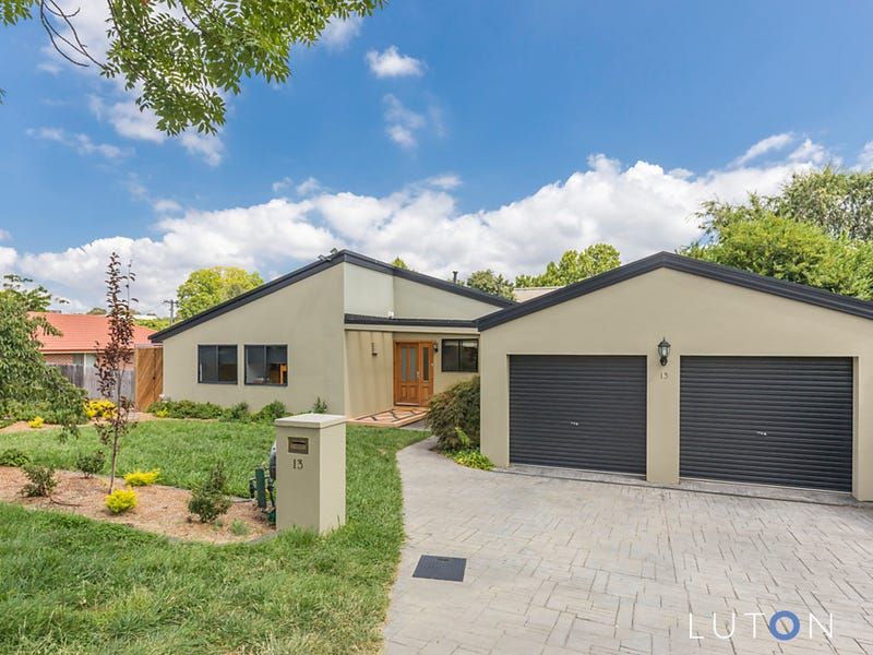 13 Rankin Street, Campbell, ACT 2612