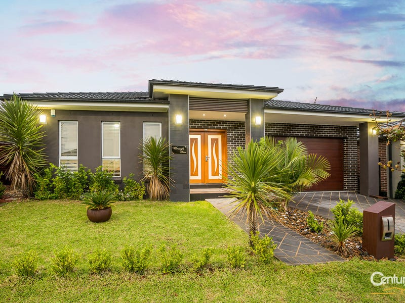 22 Fanflower Street, The Ponds, NSW 2769