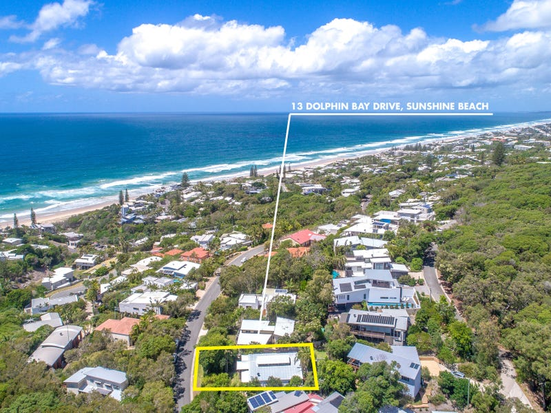13 Dolphin Bay Drive, Sunshine Beach, Qld 4567