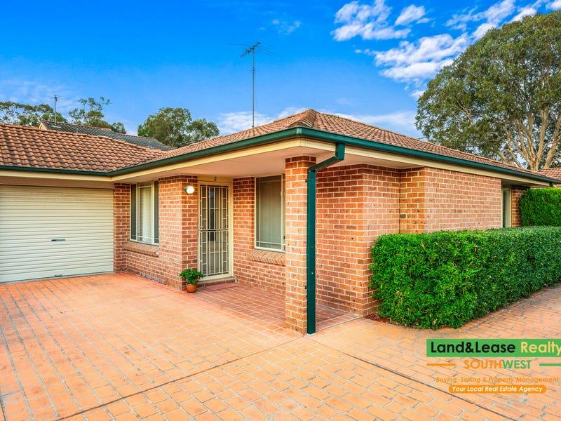 2/19-21 Carlisle Street, Ingleburn, NSW 2565