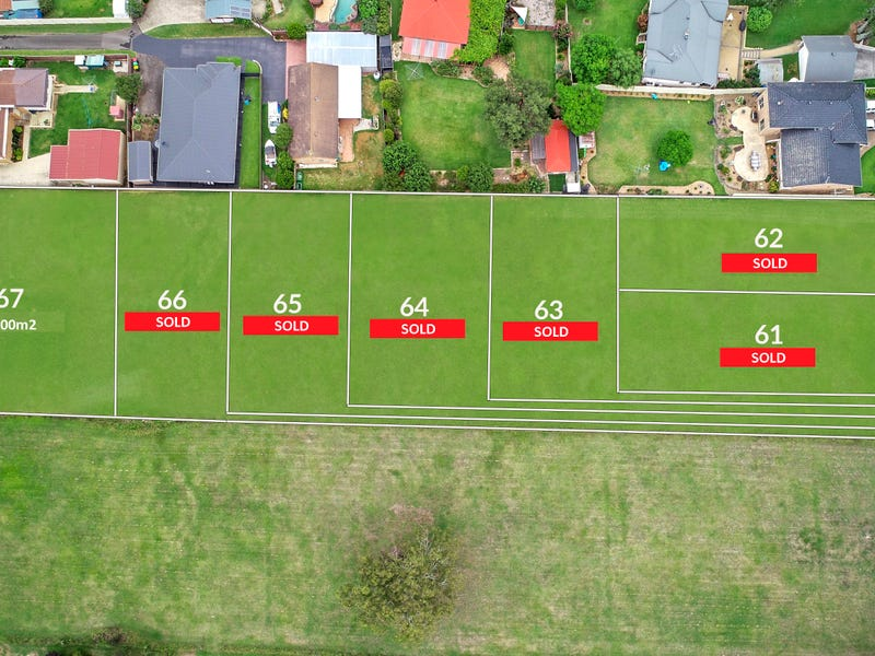 Proposed Lot 67 of 121 King Road, Wilberforce, NSW 2756