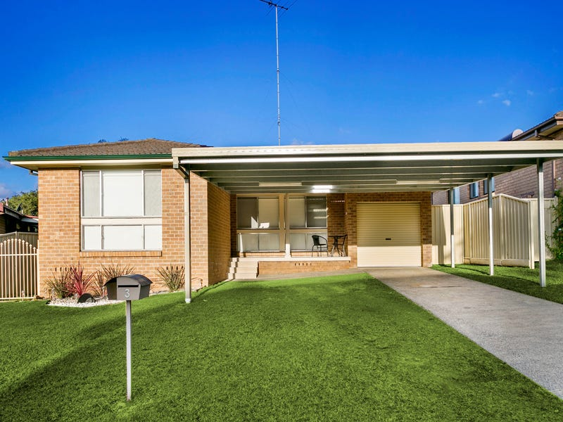 3 Kookaburra Place, Barrack Heights, NSW 2528