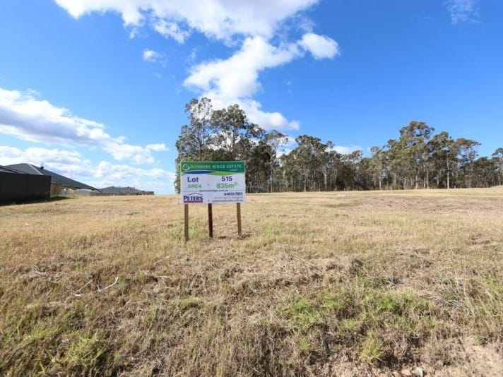 Lot 515 Stayard Drive, Largs, NSW 2320
