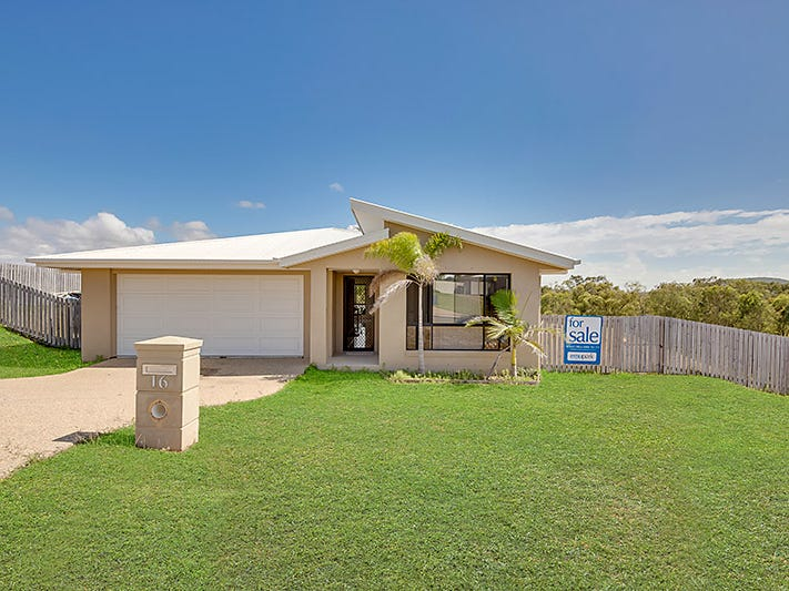 16 The Ridge Way, Zilzie, Qld 4710