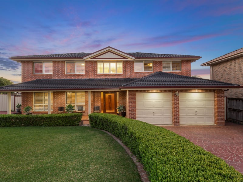 129 Brampton Drive, Beaumont Hills, NSW 2155