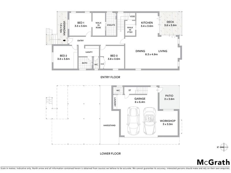 151 Fifth Avenue, Windsor, Qld 4030 - floorplan
