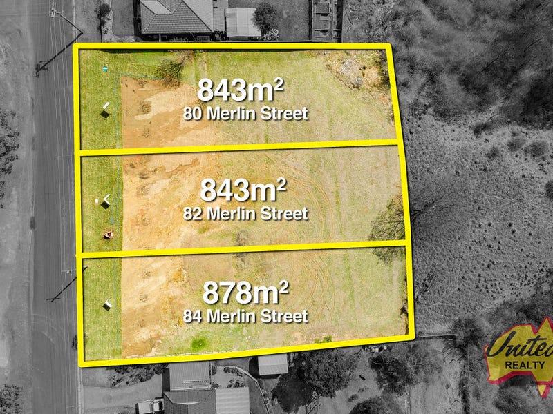 80, 82 & 84 Merlin Street, The Oaks, NSW 2570