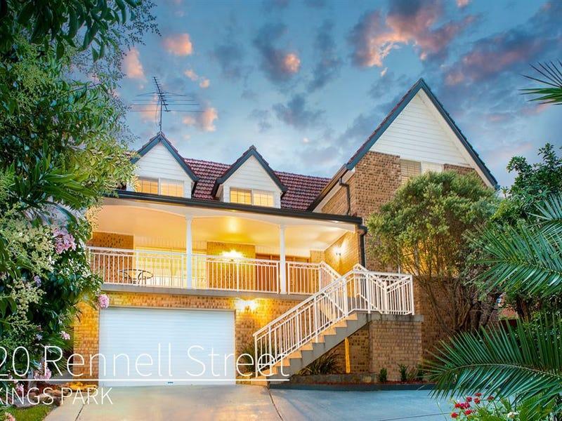 20 Rennell Street, Kings Park, NSW 2148