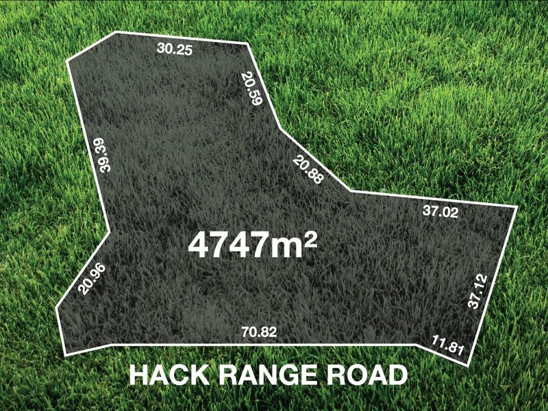 Lot 4 Hack Range Road, Echunga, SA 5153