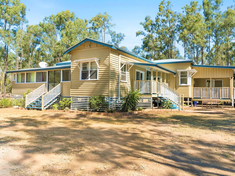 344 Goebels Road, Mount Forbes, Qld 4340