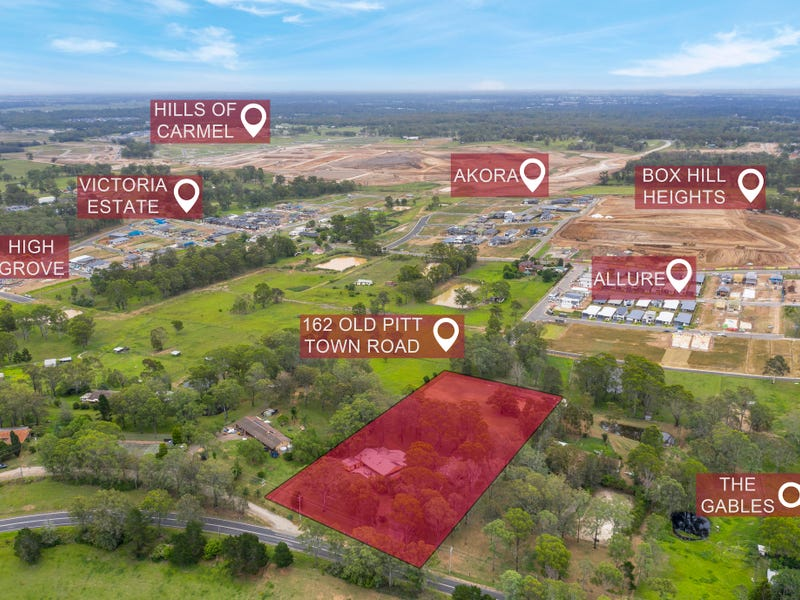 162 Old Pitt Town Road, Box Hill, NSW 2765