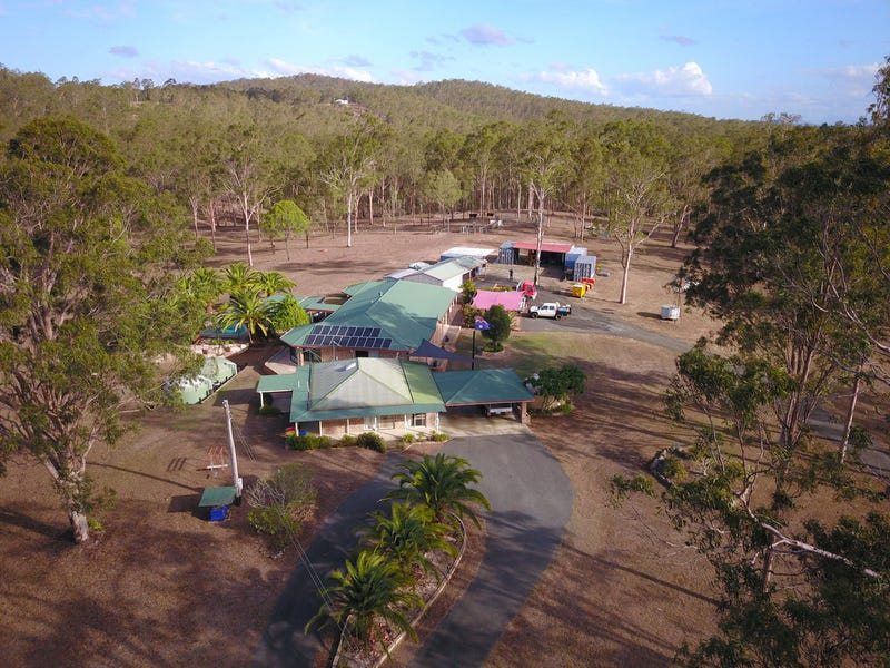 151 Ellison Road, Goolman, Qld 4306