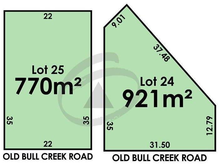 Lot 25/5 Old Bull Creek Road, Strathalbyn, SA 5255