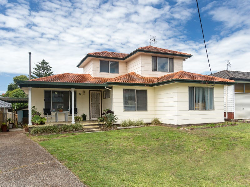 4 Ford Avenue, Mount Hutton, NSW 2290